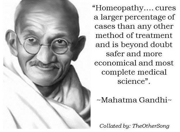 Mahatma Gandhi Message
