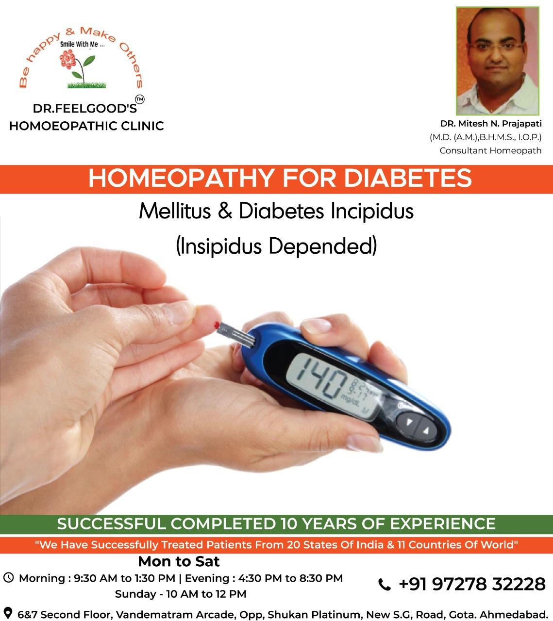 DR.MITESH PRAJAPATI- HOMEOPATHY FOR DIABETES (2)