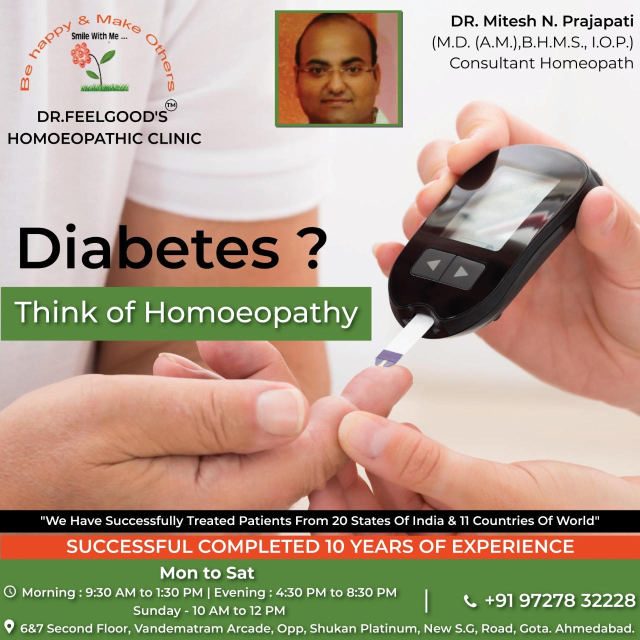 DR.MITESH PRAJAPATI- HOMEOPATHY FOR DIABETES (3)