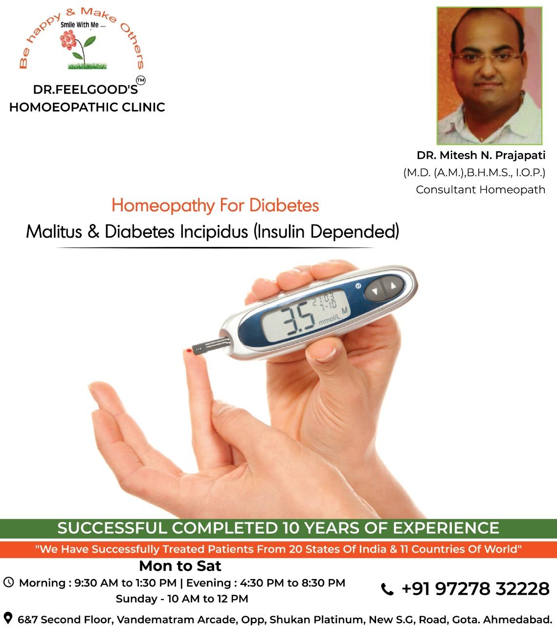 DR.MITESH PRAJAPATI- HOMEOPATHY FOR DIABETES (4)